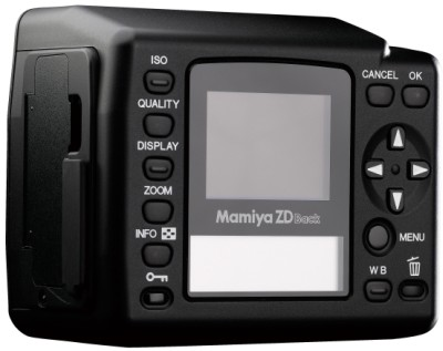 Mamiya 22MP ZD Back