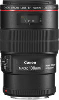 Canon EF 100mm F2.8 L HYBRID IS USM
