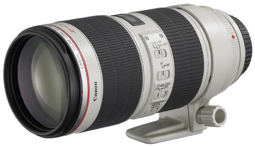 Canon ef70-200mm f/2,8 is ii