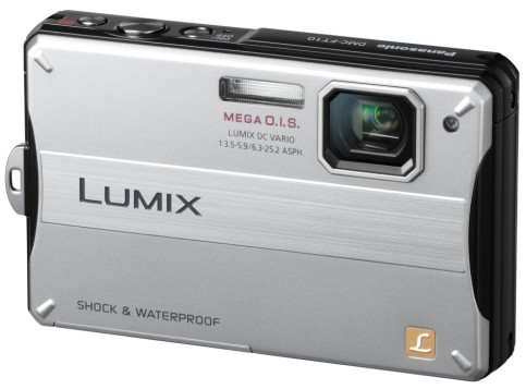 Panasonic Lumix ūdensizturiga FT10