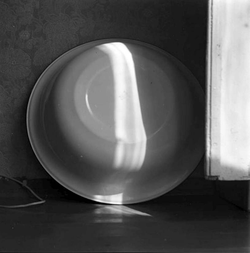 Alexandre Slusarev bowl in ray of sunlight Moscow 1978