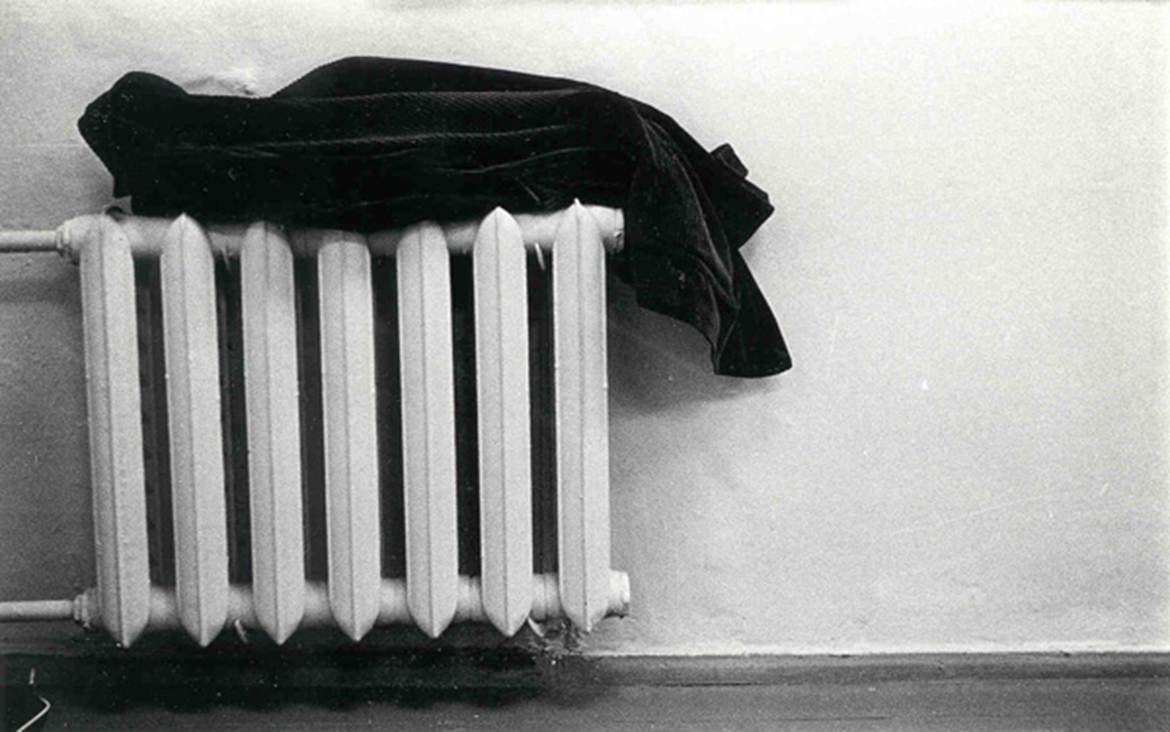 Alexandre Slusarev radiator with coat