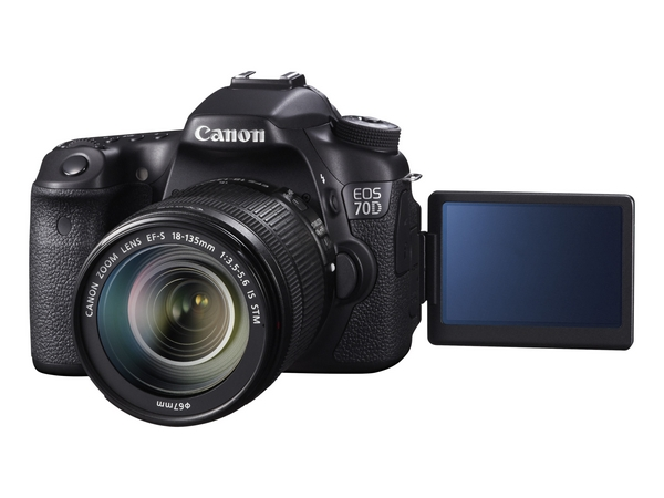 Canon EOS 70D FSL EF-S 18-135mm IS STM