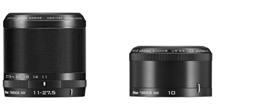 1 NIKKOR AW 11–27.5mm f/3.5–5.6