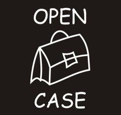 open case logo