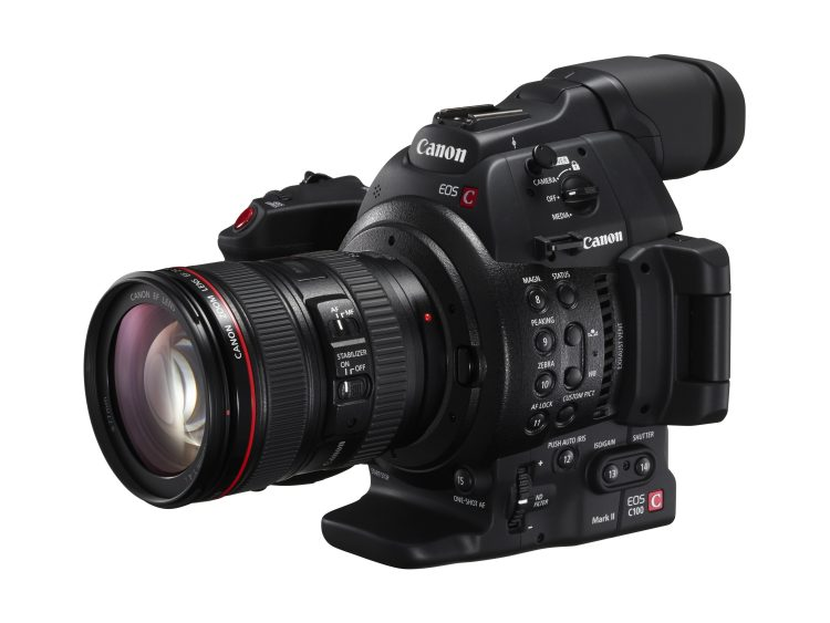 EOS C100 Mark II FSL