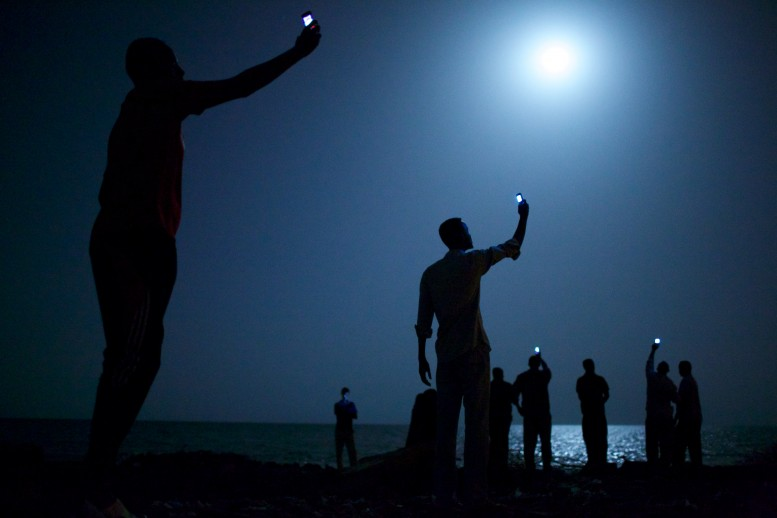 Foto: John Stanmeyer World Press Photo 2013