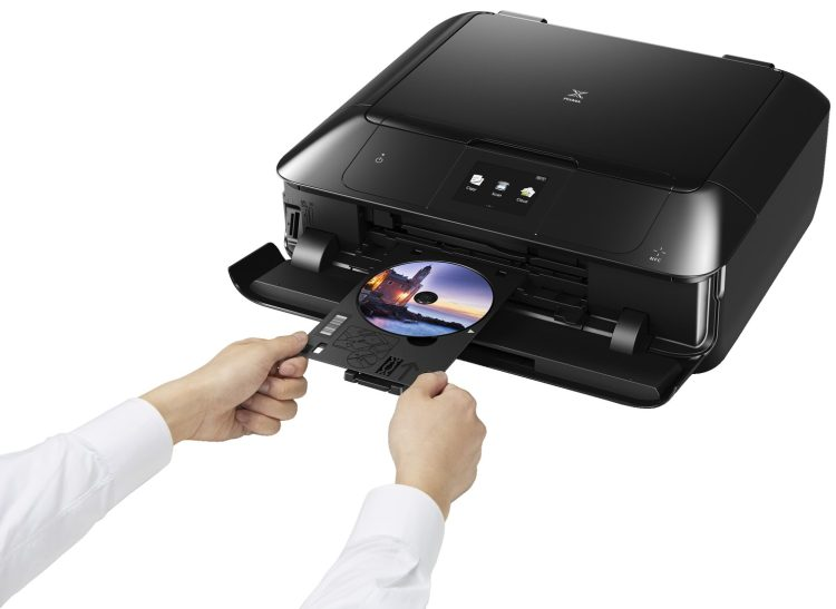 PIXMA MG7750 EUR Bl CD