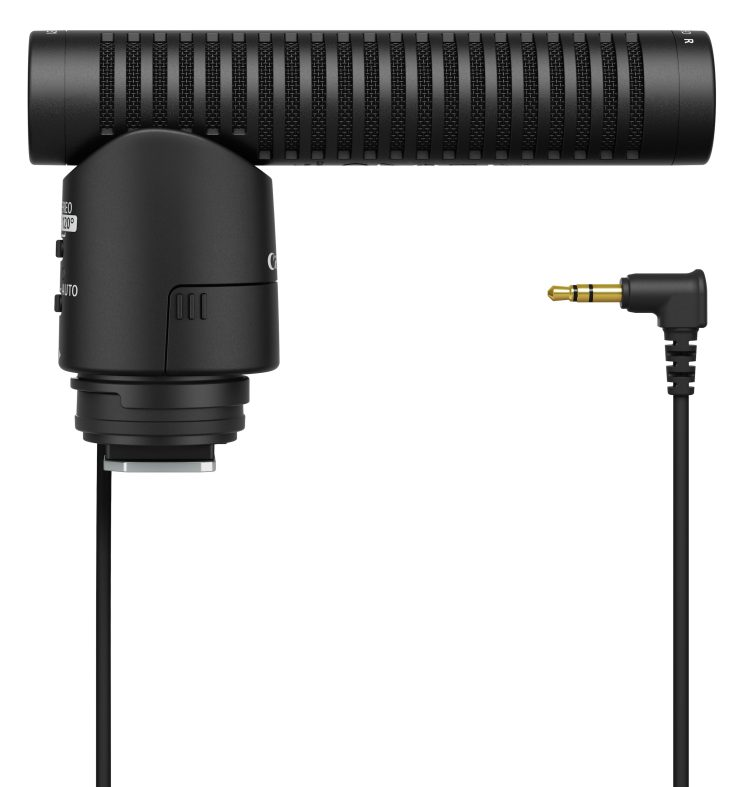 Directional Stereo Microphone DM E1 RIGHT SIDE