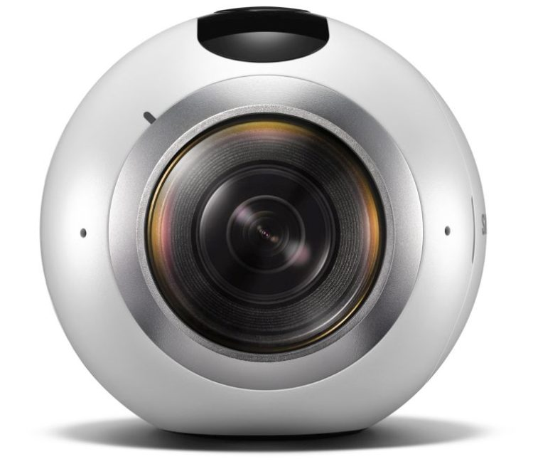 1 Gear 360 Front