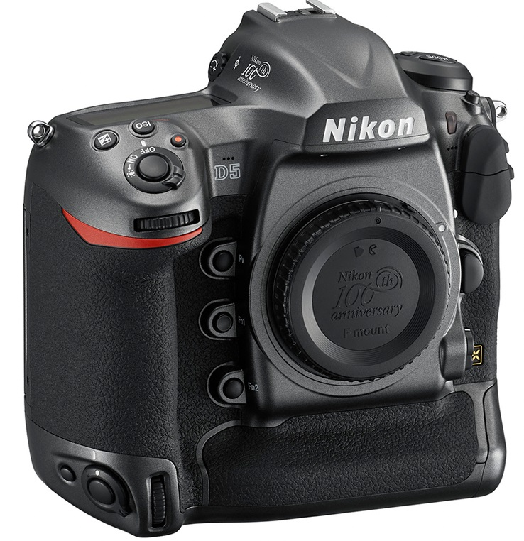 Nikon 100th anniversary commemorative model D5